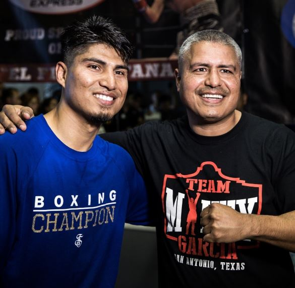 Mikey Garcia brother