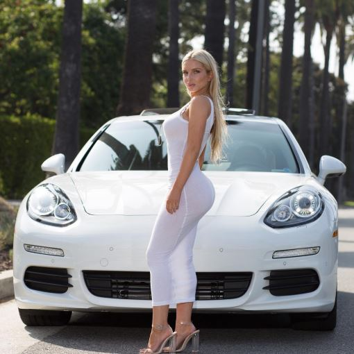 Viviana Volpicelli net worth