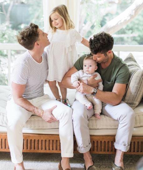 Jeremiah Brent husband and kids