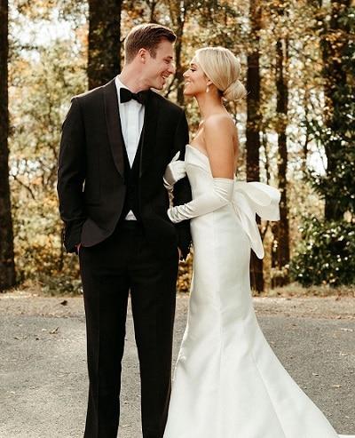 Sadie Robertson husband, wedding, married
