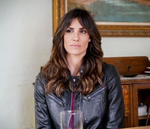 Daniela Ruah plays Kensi Marie Blye in the CBS series NCIS