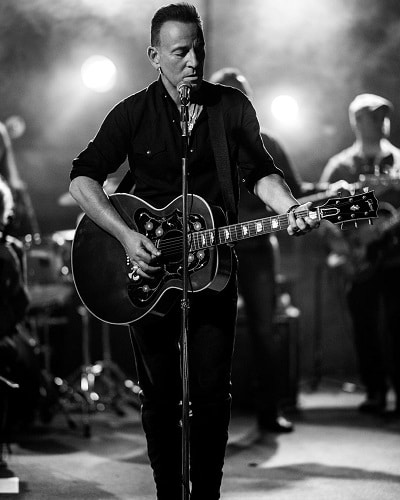 Bruce Springsteen net worth