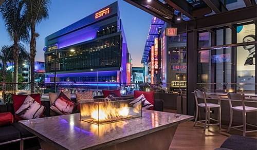downtown los angeles boutique hotel