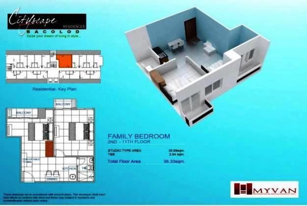 Bacolod Cityscape Condominium Bacolod City Condominium