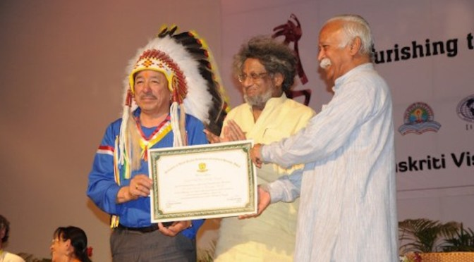 Report of the 4th International Conference Gathering of the Elders of Ancient Traditions and Cultures