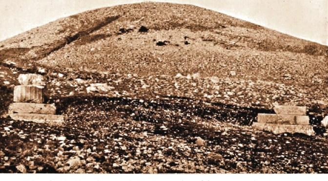 REGARDING THE BURIAL AT MOUNT LYKAION
