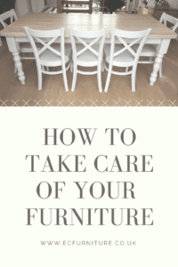 Looking After Your Furniture