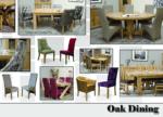 Oak Dining