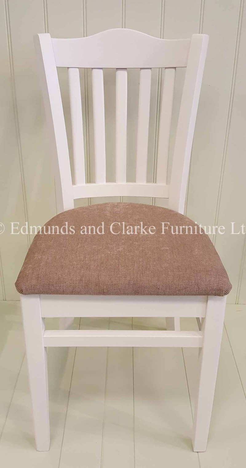 Stamford dining chair painted from our Edmunds collection