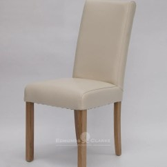Ivory Dining Chairs Uk Yaheetech Fishing Chair Marianna Bycast Leather Edmunds
