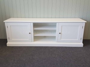 Edmunds Painted 6ft Wide TV Media Unit . Various paint and handle options available