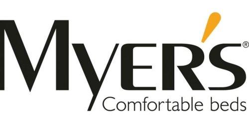 myers mattresses logo