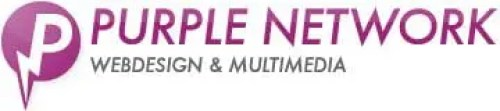 purple network logo