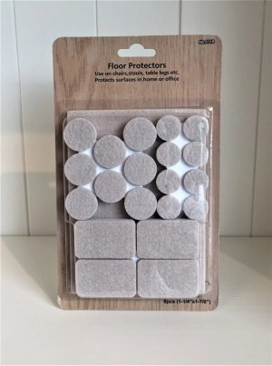 Pack of Floor Protectors