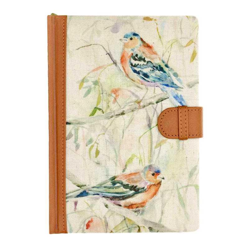 voyage maison chaffinch notebook