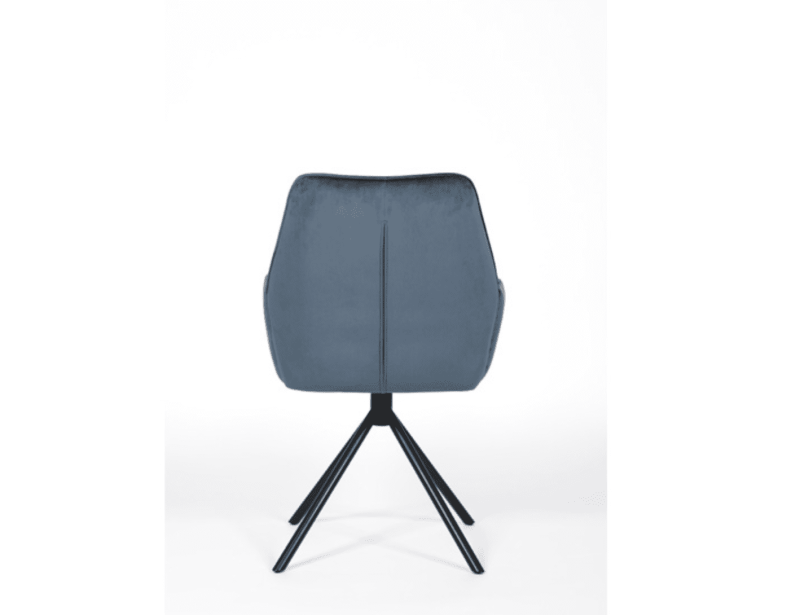 UNO chair blue - back