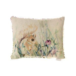 c170172 voyage maison winter-harvest cushion