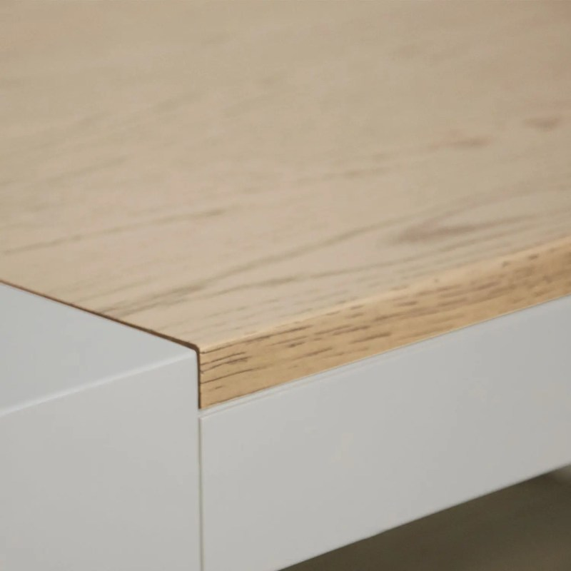 Z design natural oak finish