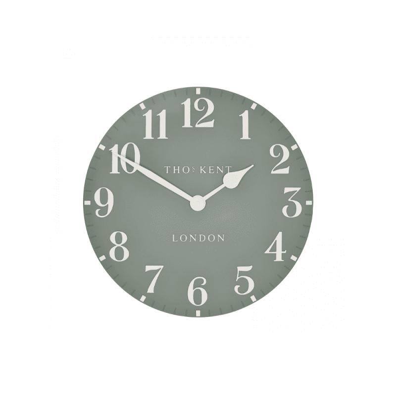 Thomas Kent 12inc wall clock face on