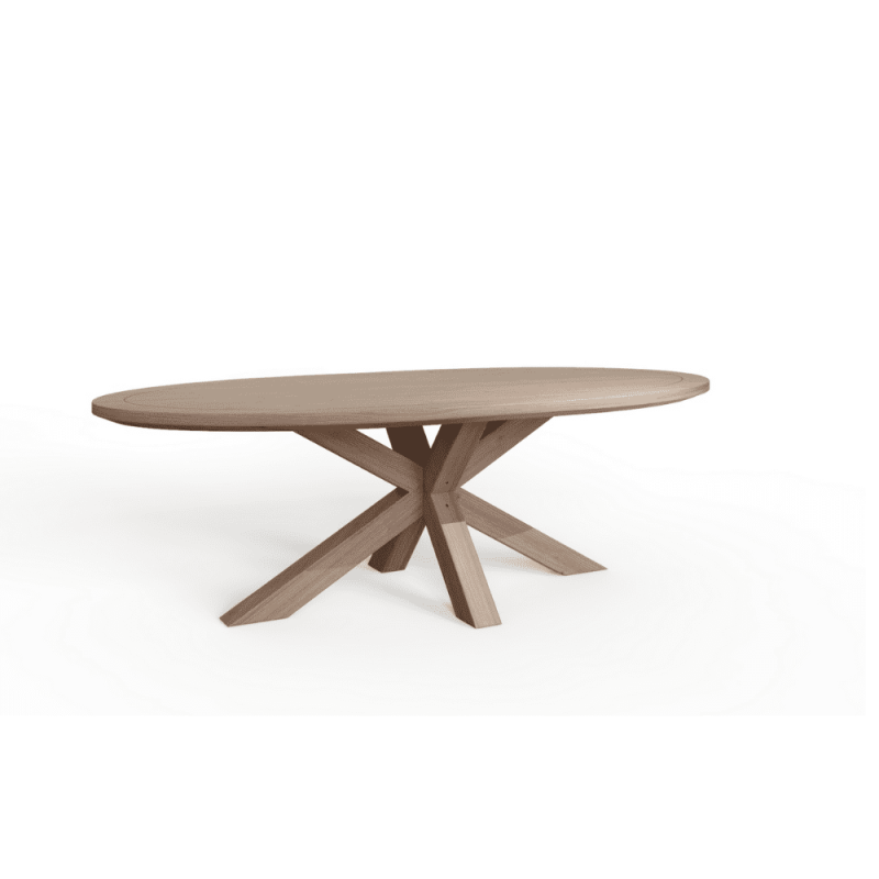 Tambour 1800 dining table new image