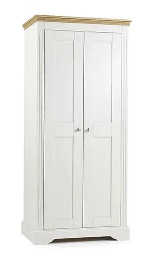 Clarke 2 Door Full Hang Robe