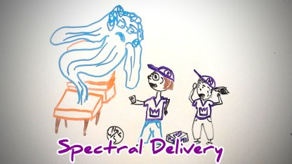 Spectral Delivery