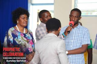 prophecy, healing, deliverance, ecg church nairobi, testimonies