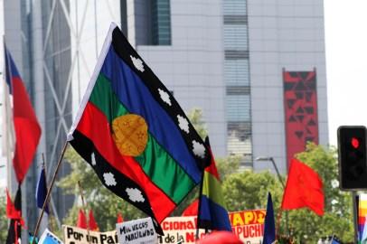 Marcha Mapuche