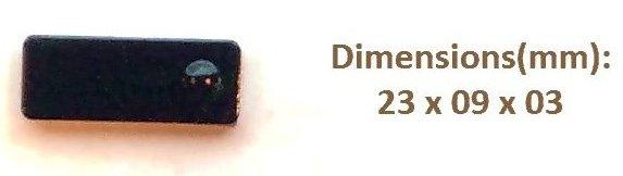 Mini Ceramic On-Metal UHF RFID Tag