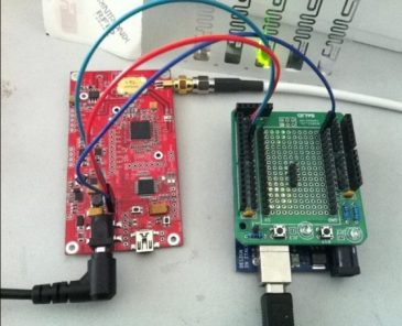 Arduino Linksprite RFID AS3992