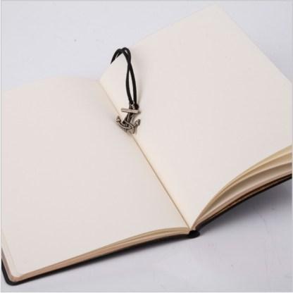 Pirate Captains Log Book - Black v4
