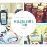 Le Weleda Bioty Tour