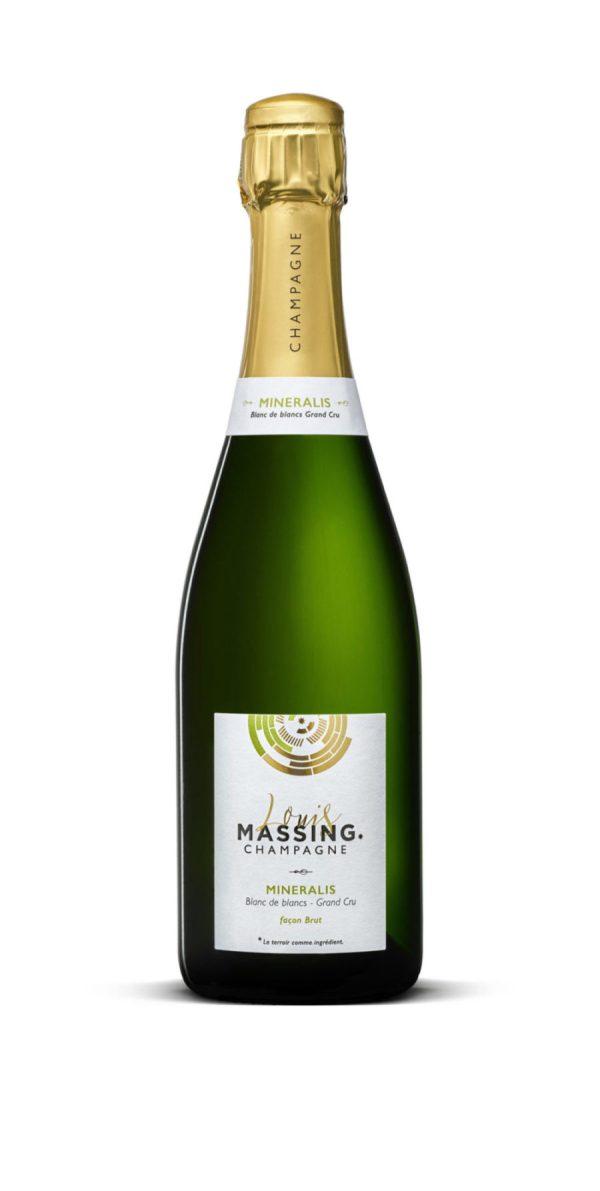 Champagne Louis Massing Mineralis Brut