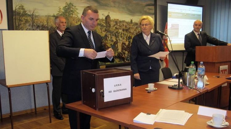 Nowa Przewodnicząca Rady Powiatu Grodziskiego