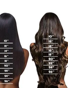How to measure also size chart  page echelon hair rh echelonhair