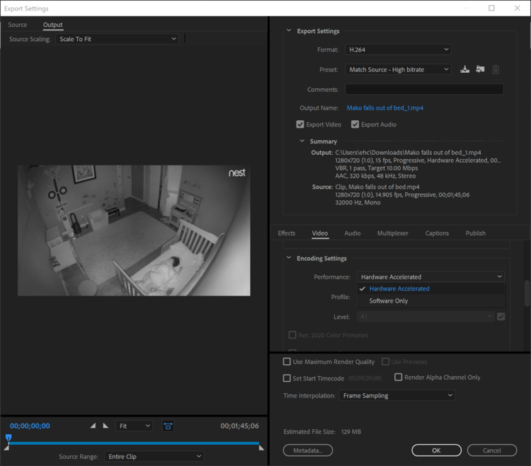 Enabling NVIDIA GPU for Adobe Premiere Pro in Surface Book 2