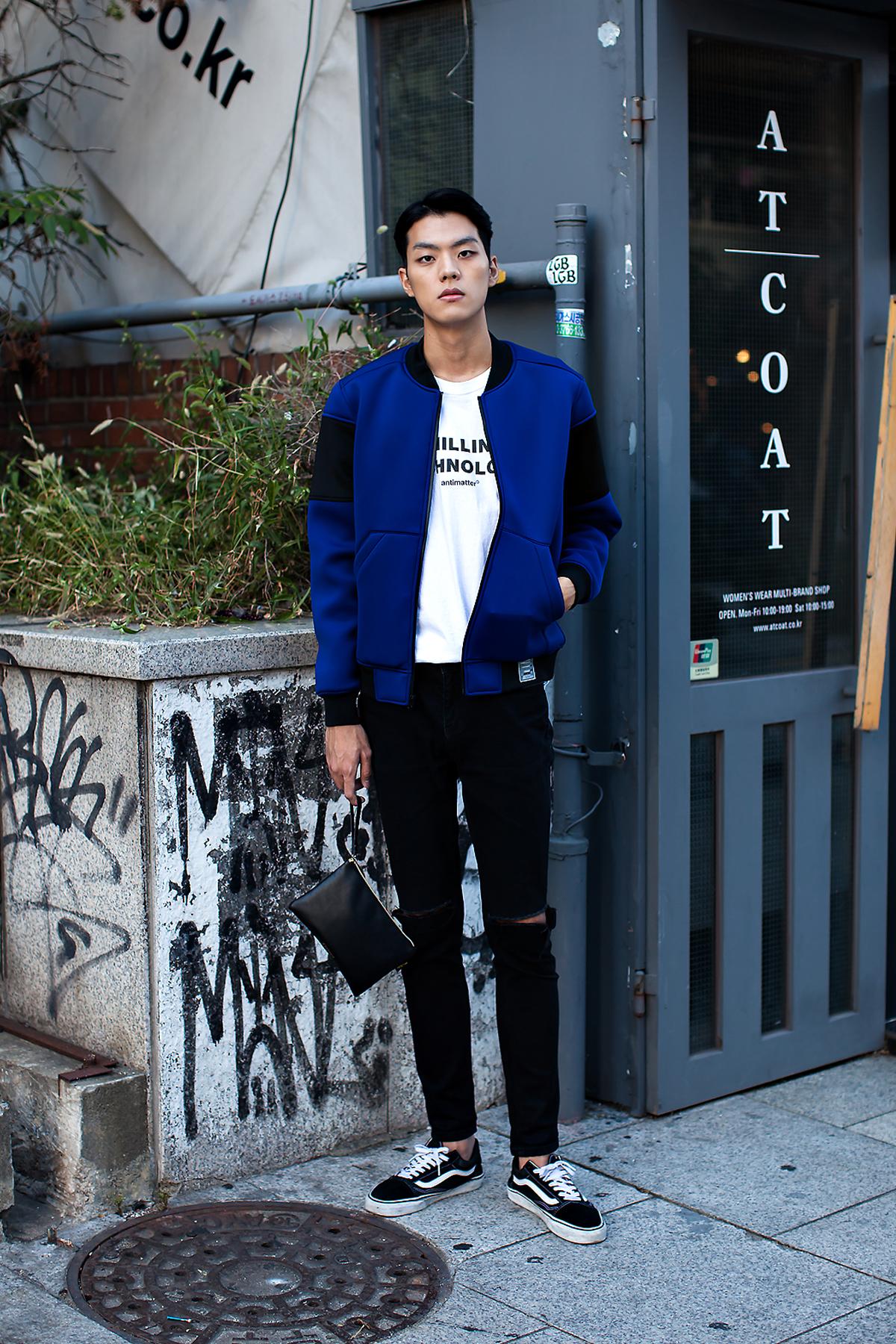 Hong Hyunwoo, Street Fashion 2017 in Seoul.jpg
