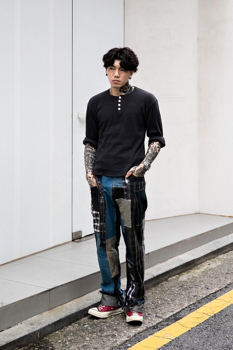 Kwon Soon Young, Street Fashion 2017 in Seoul.jpg