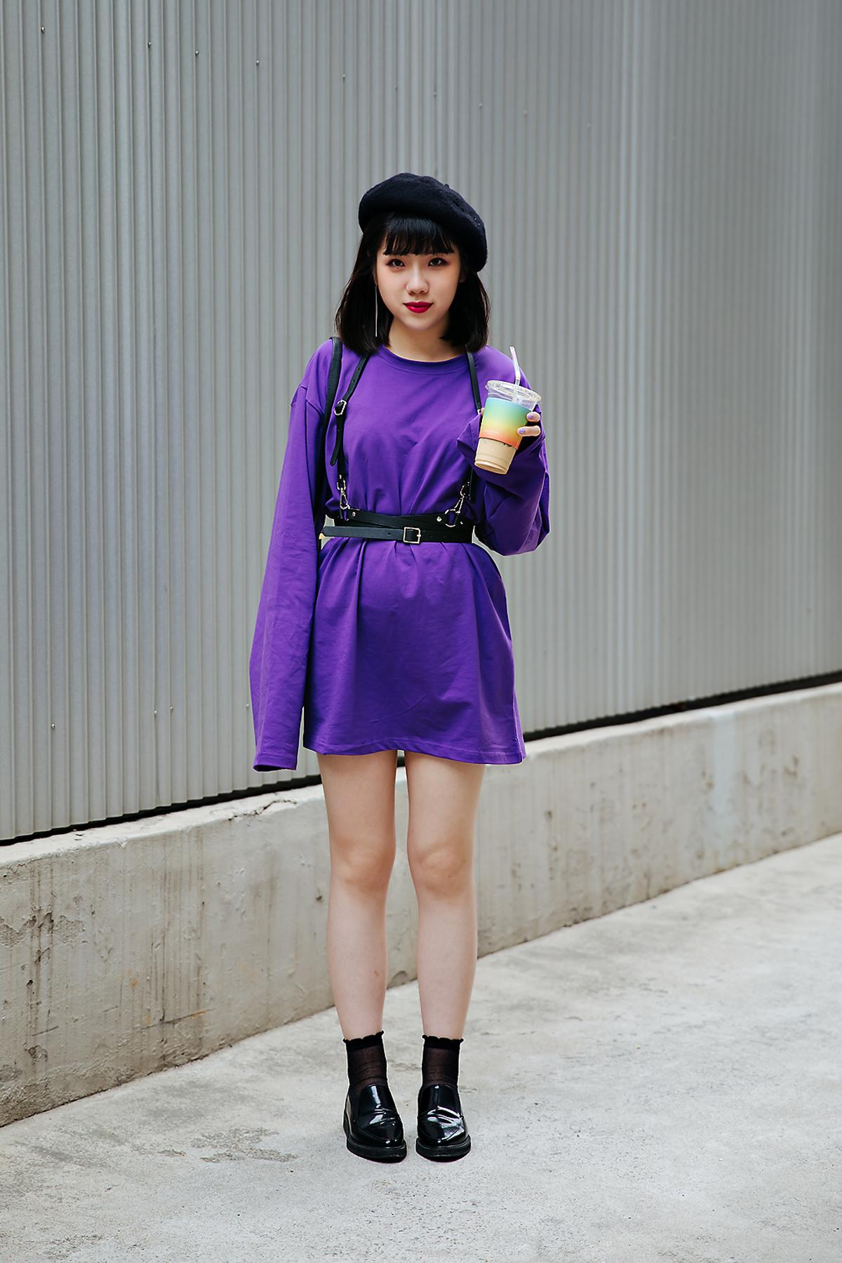 Ellen, Street style women spring 2018 in seoul