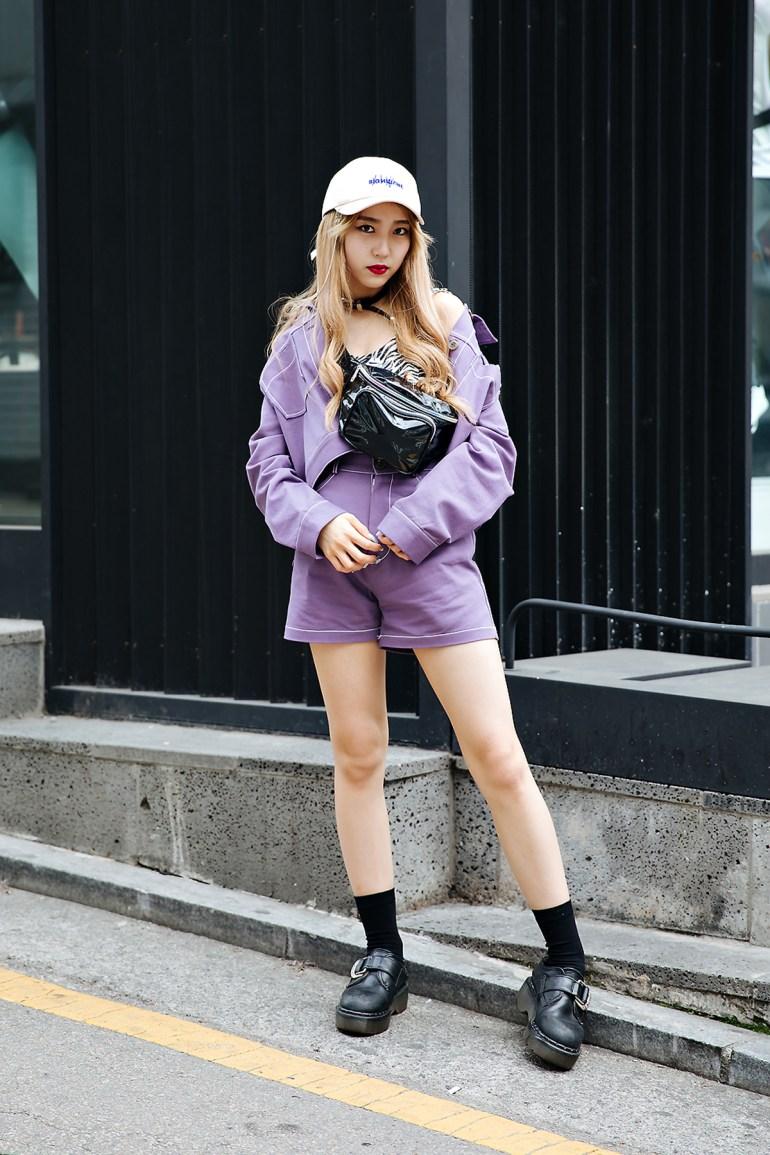 Mirai ebie, Street style women spring 2018 in seoul