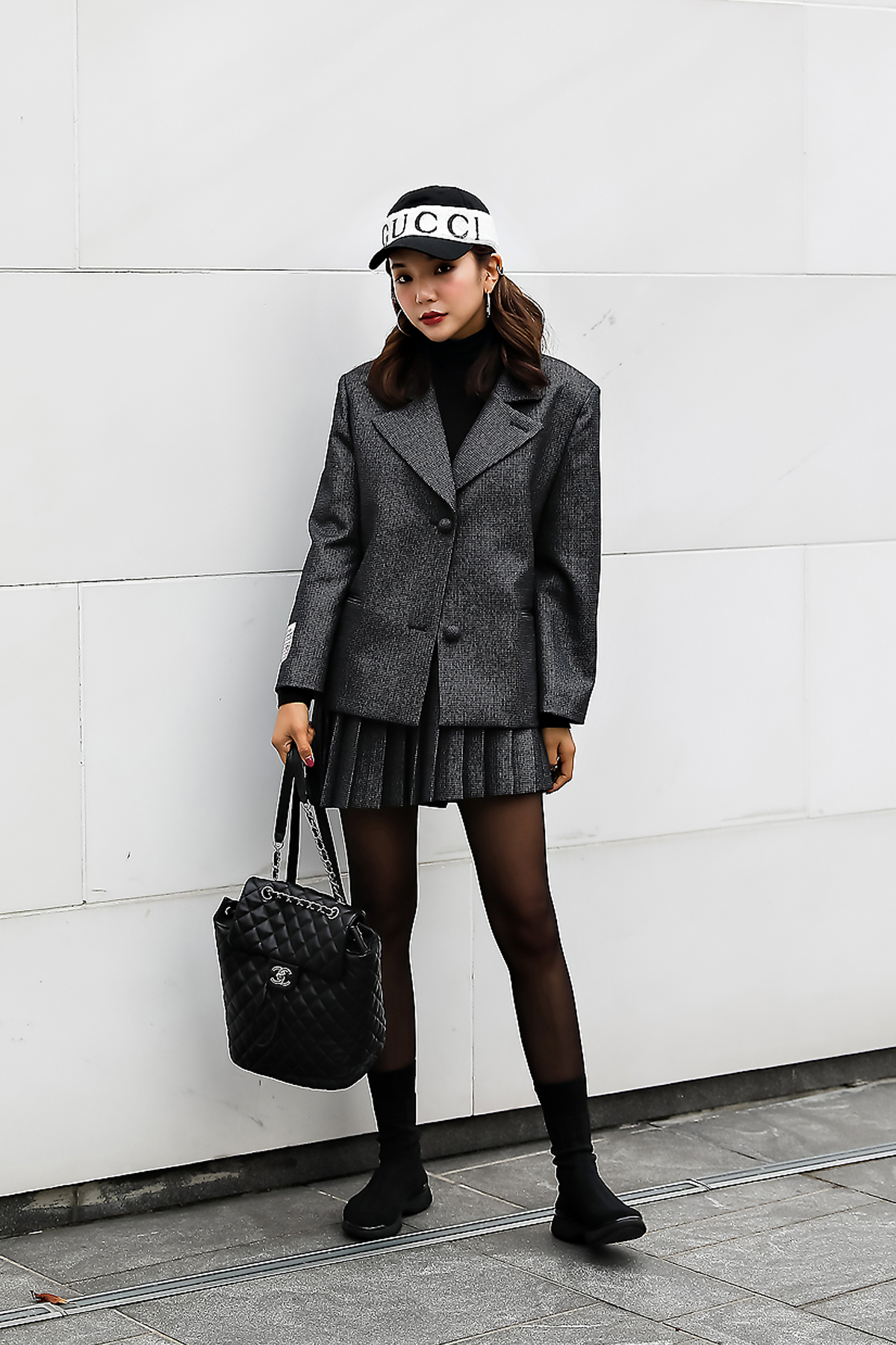 Seo Yeonsoo, Street style women spring 2018 in seoul
