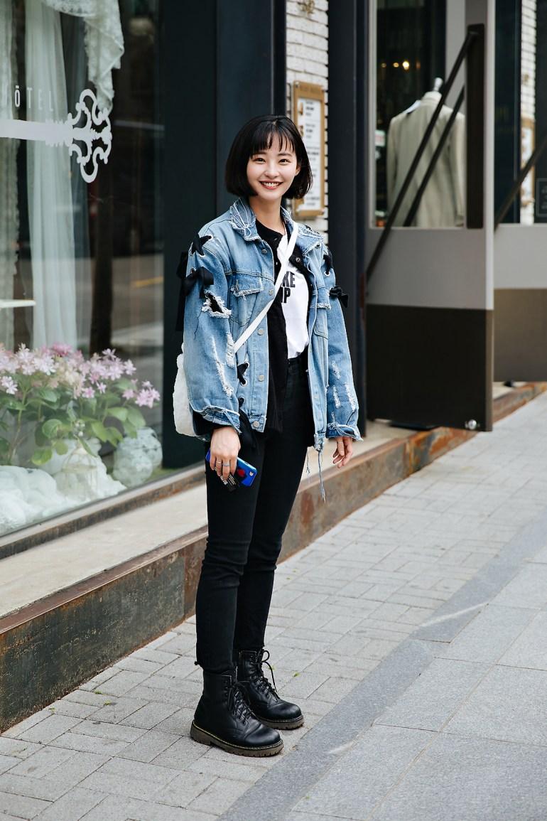 Someye, Street style women spring 2018 in seoul