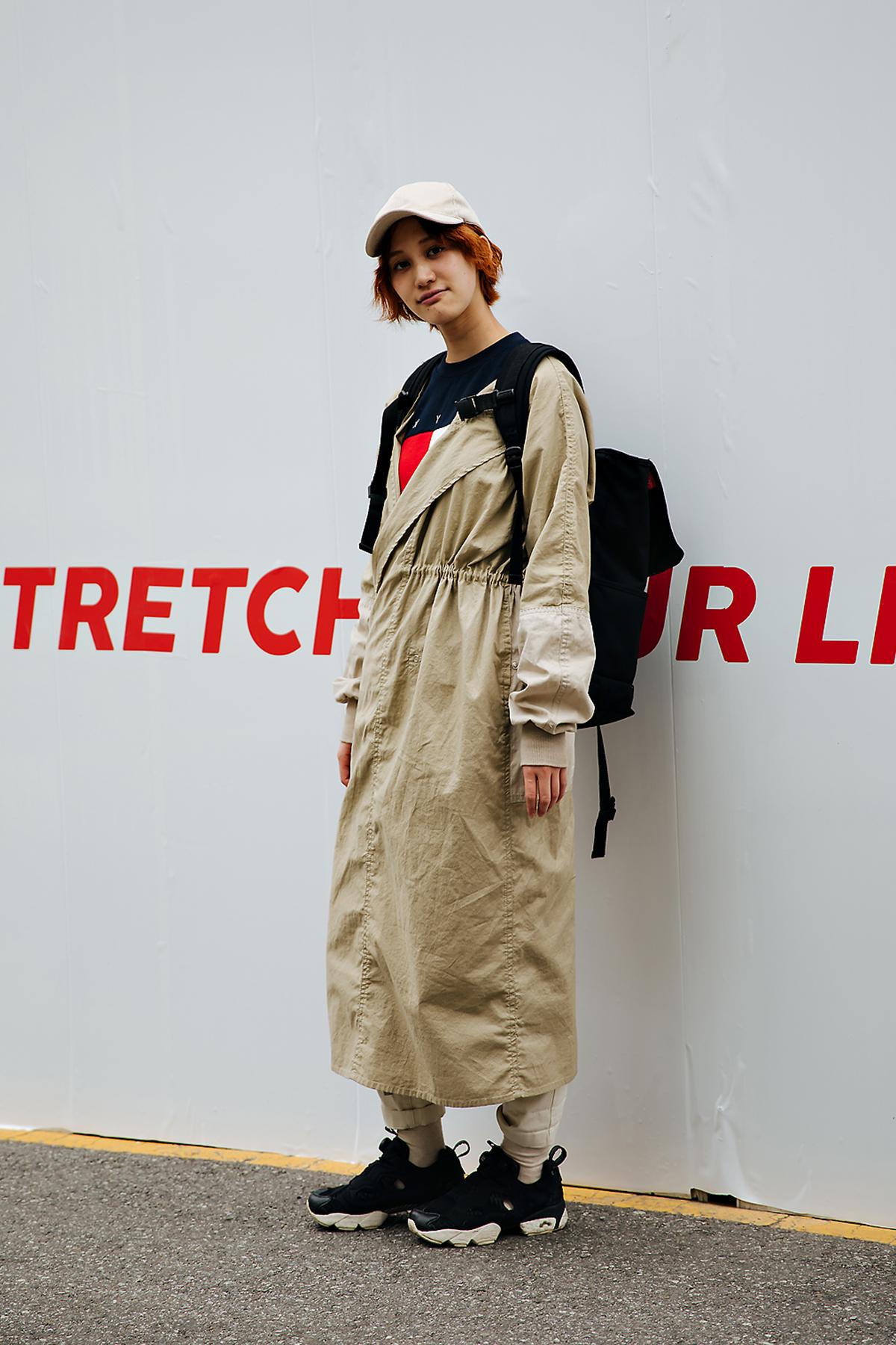 Yan risa, Street style women spring 2018 in seoul