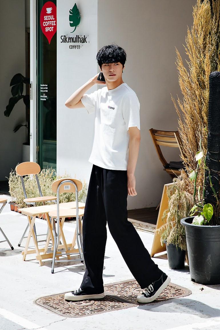 Kim Doheon, Street style men spring 2018 inseoul