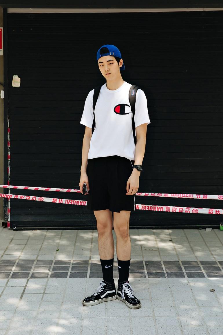 Lee Seungki, Street style men spring 2018 inseoul