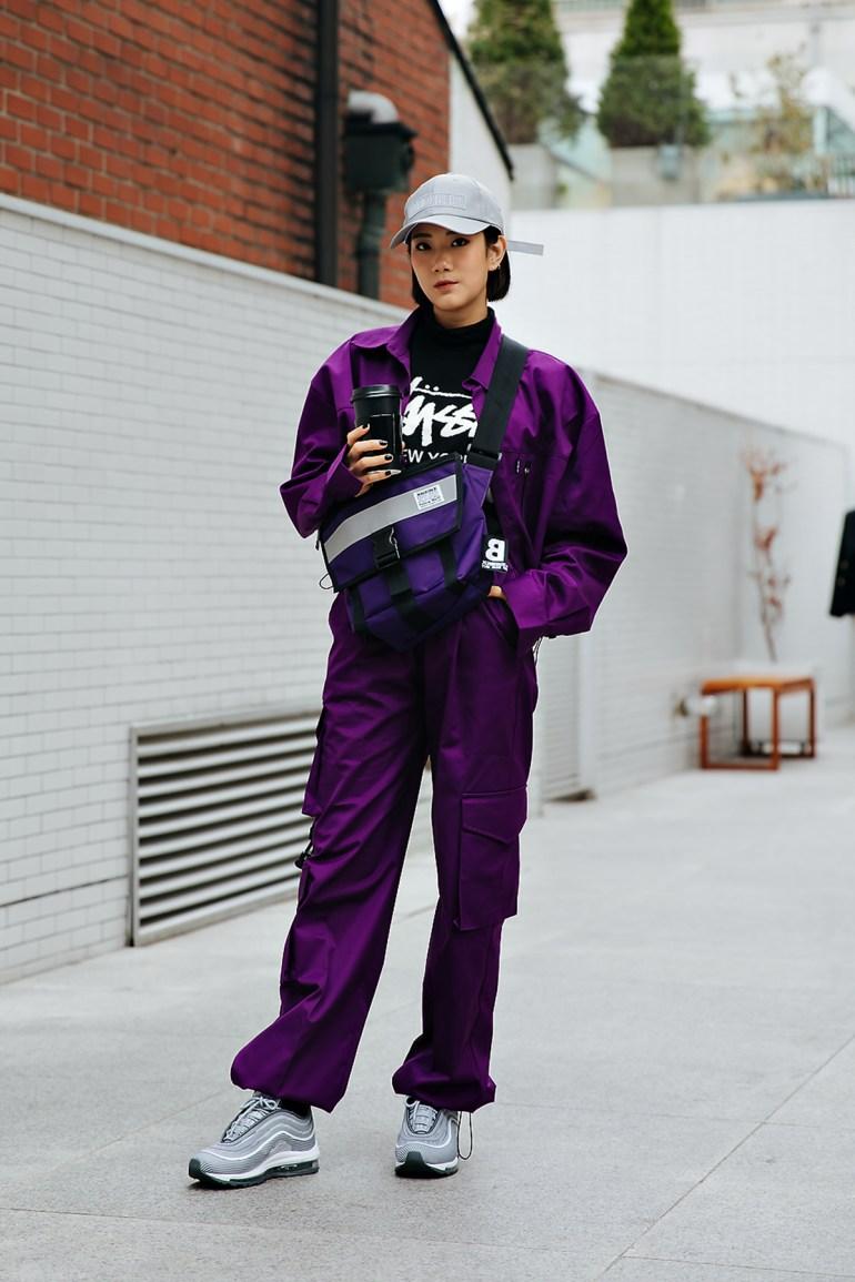 Lita, Street style women spring 2018 in seoul