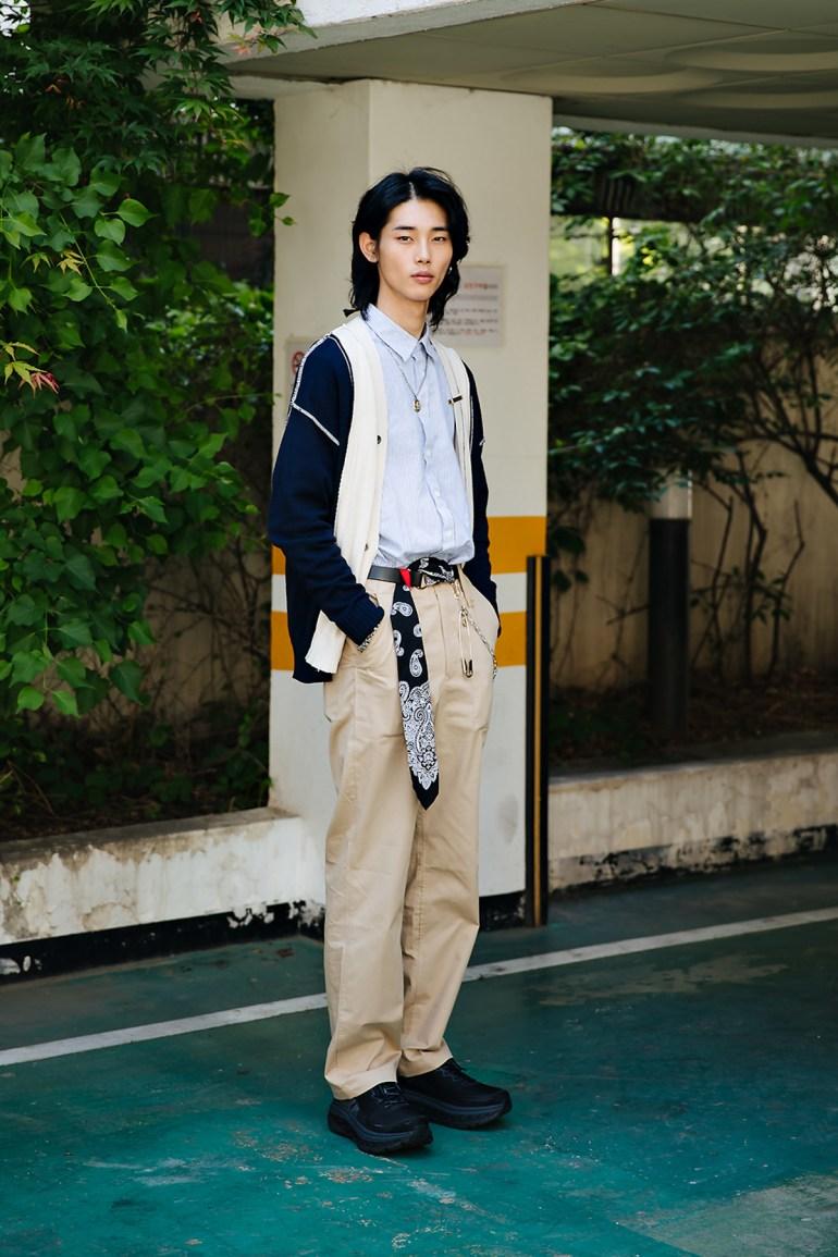 Park Taemin, Street style men spring 2018 inseoul