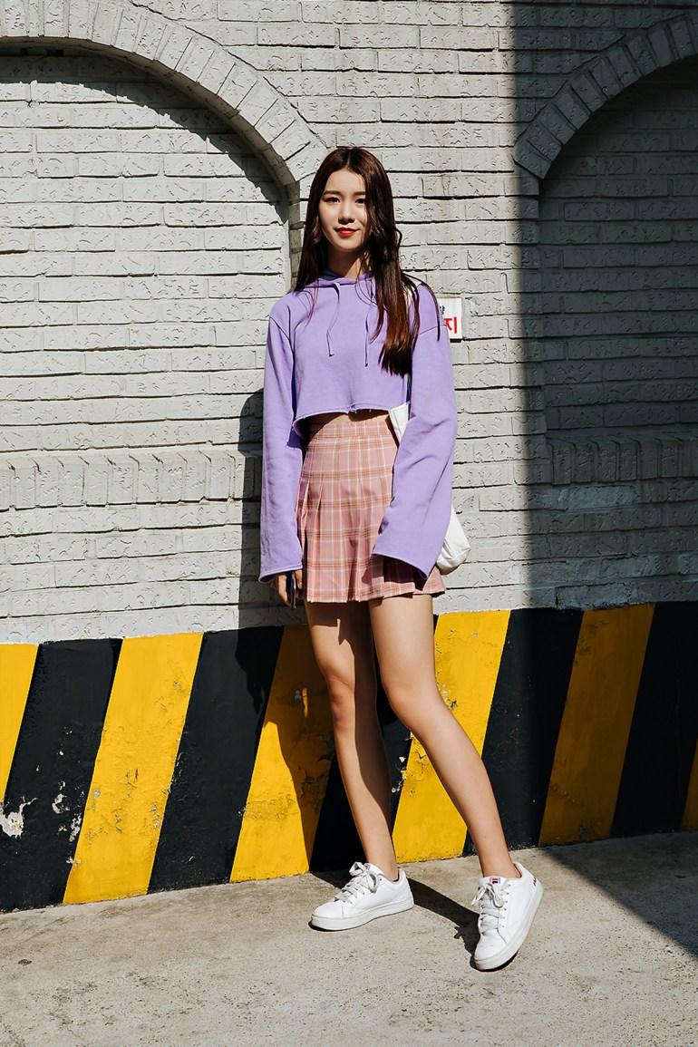 Qiuyu, Street style women spring 2018 in seoul
