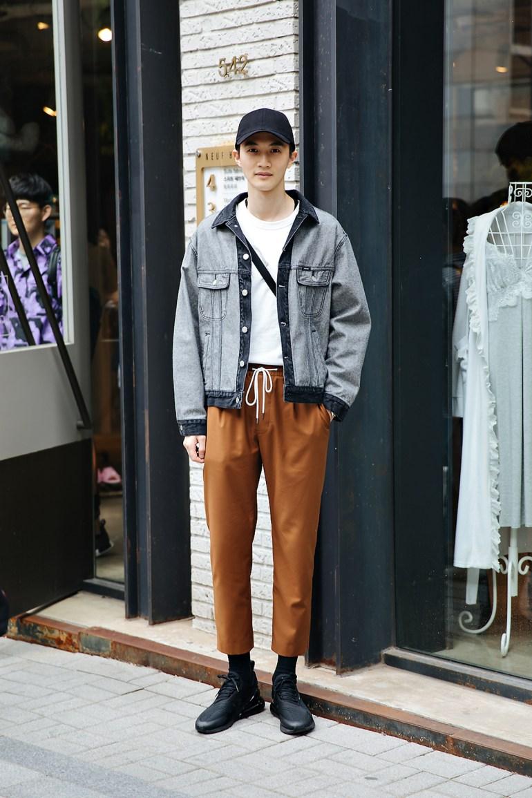 Soche, Street style men spring 2018 inseoul