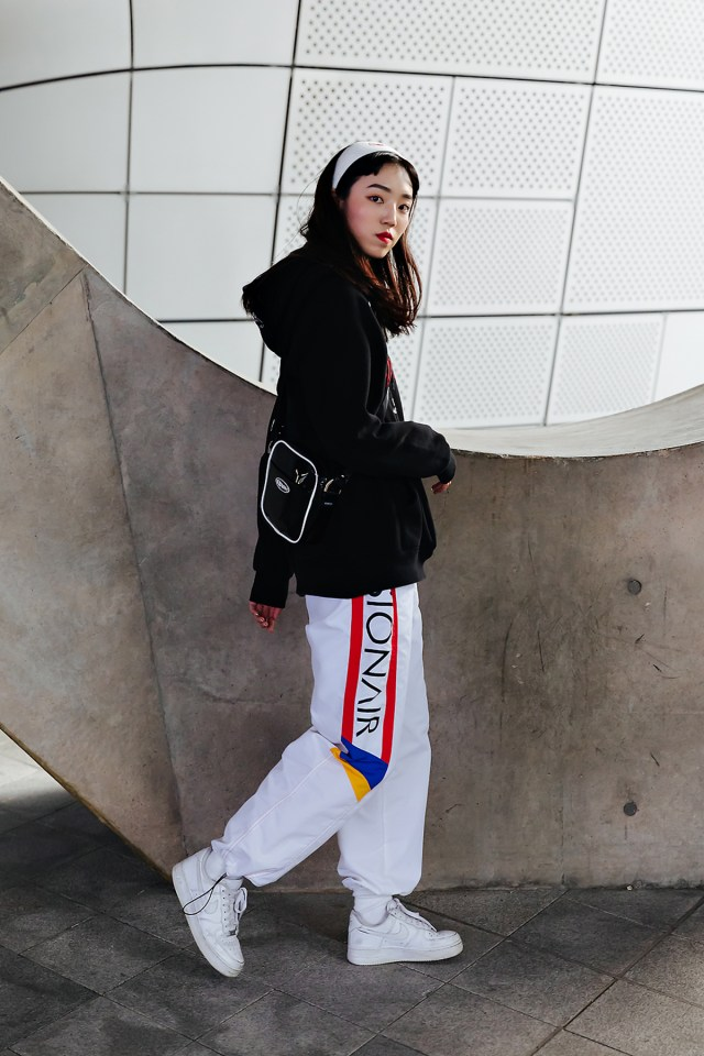 SEOUL FASHION WEEK STREETWEAR WOMENS 2019SS 13